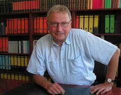 Prof. Dr. Gunther Wenz Emeritus