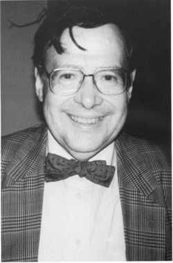 The Faculty Mourns the Loss of Klaus Baltzer