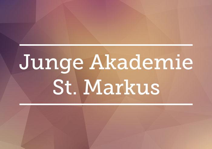 Junge Akademie St. Markus