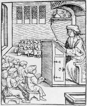 Reformation in der Lehre